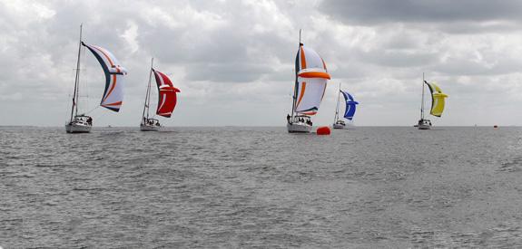 Parasailor e Parasail, calendario prove a mare gratuite delle vele con l'ala!
