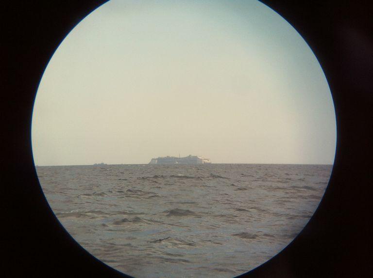 Costa Concordia ultimo viaggio