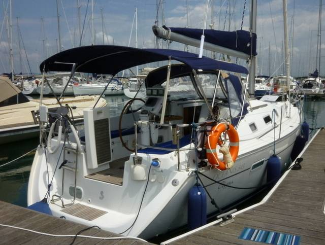 Oceanis Clipper 343 - 2006