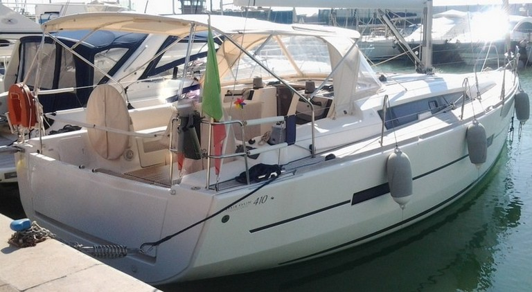 Dufour 410 Grand Large - 2015
