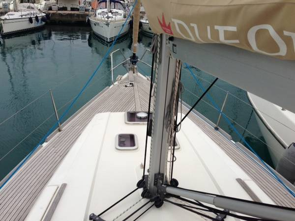 Dufour 40 Grand Large - 2011