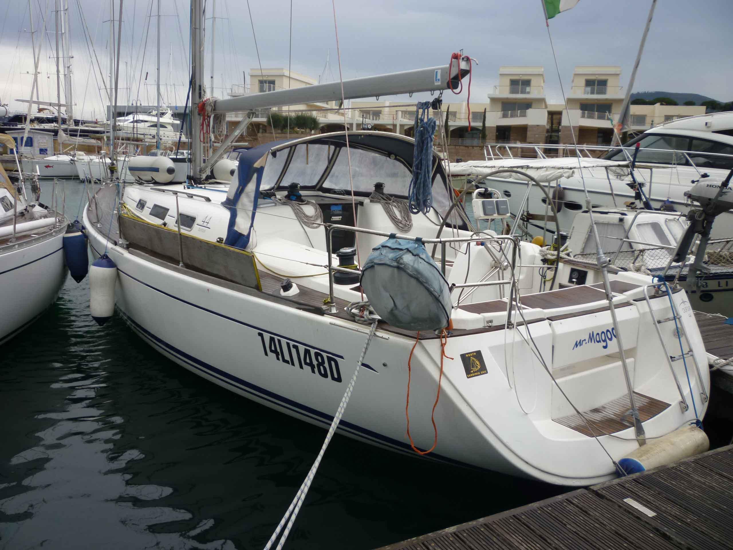 Dufour 44 - 2003
