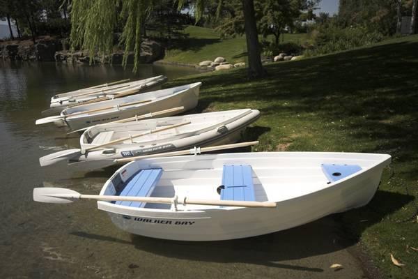пластиковые лодки волкер бей купить