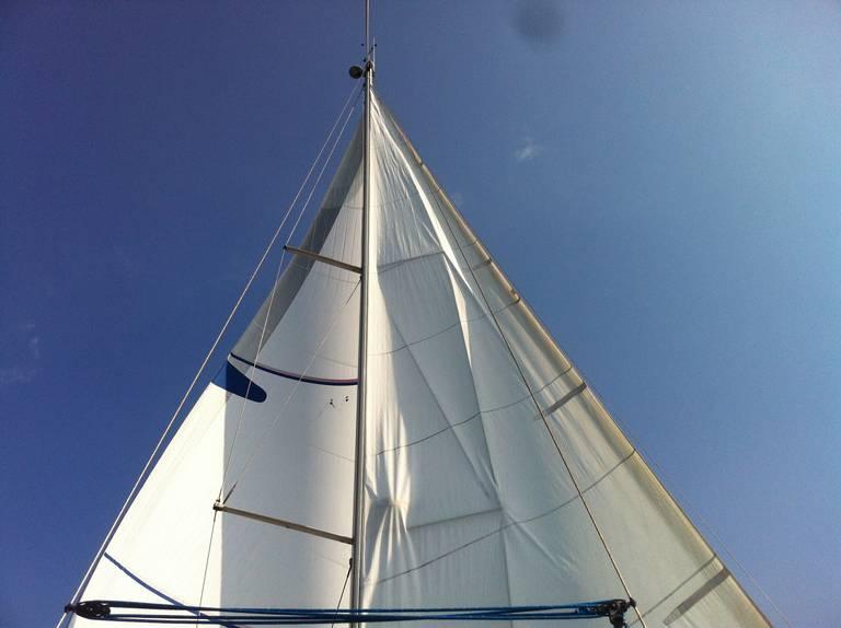 Settimana di scuola vela avanzato