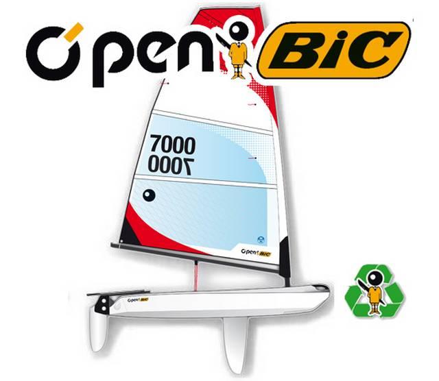 O'pen SKIFF O'pen BIC - Nuovo 2020
