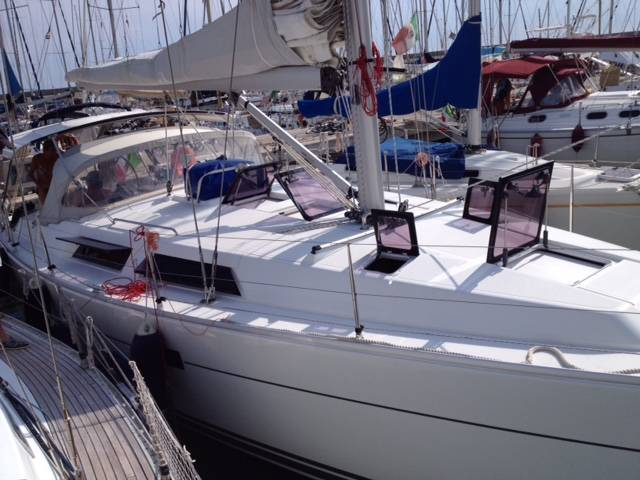 Hanse 375 - 2010